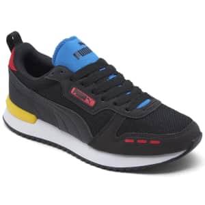 PUMA Men's R78 Sneakers for $30