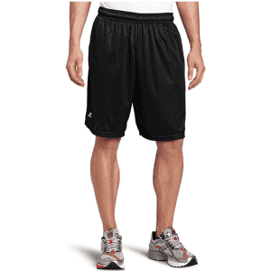 Russell Athletic Men's Mesh Short with Pockets for $15