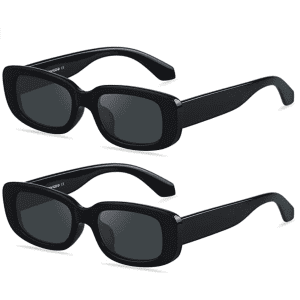 Women's Sunglasses 2-Pack for $7