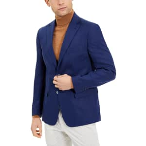 Lauren Ralph Lauren Men's UltraFlex Classic-Fit Linen Sport Coat for $70