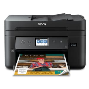 Refurb Epson WorkForce All-in-One Printer for $90