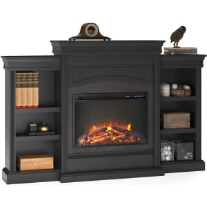 Ameriwood Home Lamont Mantel Fireplace for $356