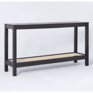 Threshold designed with Studio McGee Console Table for $200