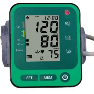 PerVita Digital Blood Pressure Monitor for $15