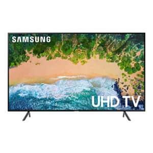 """Samsung 75"""" 4K Smart LED TV, 2018 Model for $1,095"""