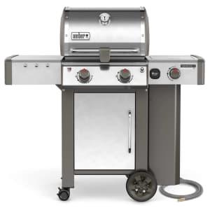 Weber Genesis II 3-Burner Propane Grill for $799