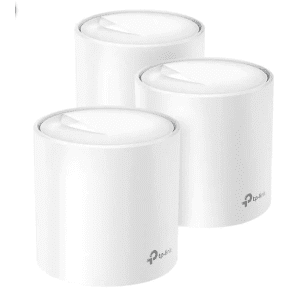 TP-Link Deco X20 AX1800 Gigabit Mesh WiFi 6 System 3-Pack for $190