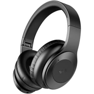 Tribit QuietPlus Active Noise-Cancelling Headphones for $40