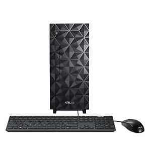 ASUS Desktop S300, Intel Core i5-10400 Processor, 16GB DDR4 RAM, 512GB PCIe SSD, DVD Drive, Windows for $713