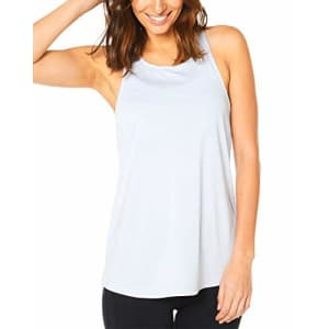 SHAPE activewear Women's CAGE Muscle Tank TOP, Halogen, M for $38