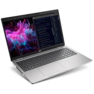 "Dell Precision 3561 Laptop 11th-Gen. i5 15.6"" Laptop for $1,666"
