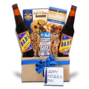 Alder Creek Gifts Father's Day Gift Basket for $20