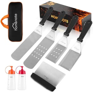 Homenote 7-Piece Griddle Accessories Kit for $17