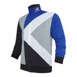 New Balance Men's KL2 Warmup Jacket for $40