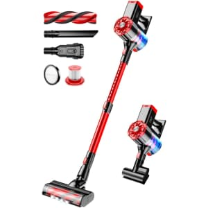 OKP 4-in-1 Cordless Vacuum Cleaner for $130