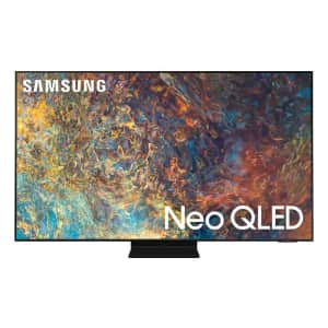 Samsung Neo QN90A 4K 120Hz HDR QLED UHD Smart TVs: Up to $1,000 off