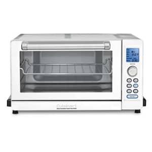 Cuisinart TOB-135WN Toaster Oven, White for $180