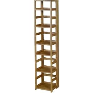 Niche Flip Flop Square Folding Bookcase for $122