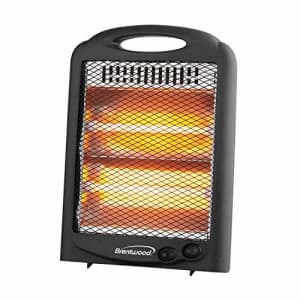 Brentwood Appliances 600-Watt Portable Space Heater, One Size, Black for $19