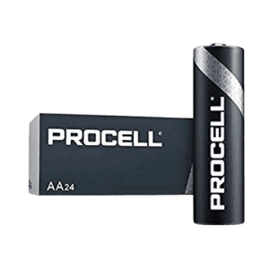 Duracell Procell AA Battery 24-Pack for $14