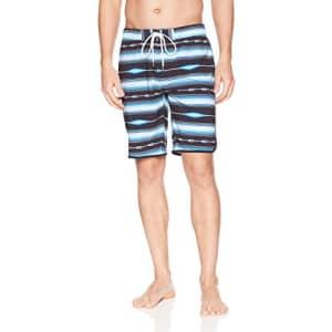 2(X)IST Men's Slim Board Short Jogger, Fiesta Stripe, SM for $30