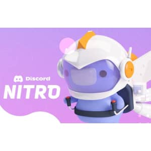 Discord Nitro: 3 months free for new users