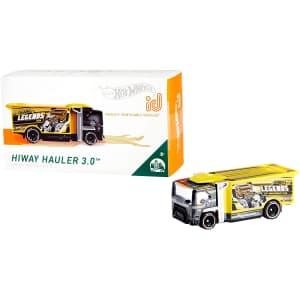 Hot Wheels HiWay Hauler 3.0 for $7