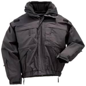 5.11 Tactical Men's 5-in-1 Jacket for $124