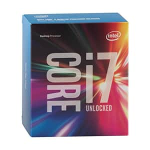 Intel Core i7-6700K Quad 4.0GHz Processor for $509