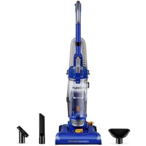 Eureka PowerSpeed Bagless Upright Vacuum Cleaner for $80