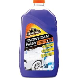 Armor All 50-oz. Snow Foam Wash for $20