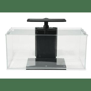 JBJ Rimless Desktop Series Flat Panel 10 Gallon Aquarium for $133