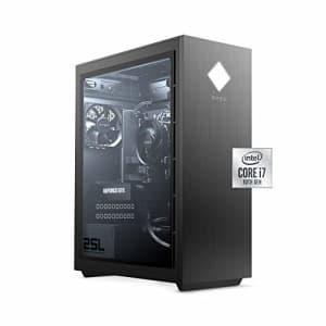HP OMEN 25L Gaming Desktop PC, Intel Core i7-10700F, NVIDIA GeForce GTX 1660 Super, HyperX 16 GB DDR4 for $1,232