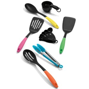 Cuisinart Curve 15-Piece Kitchen Tool Set for $15