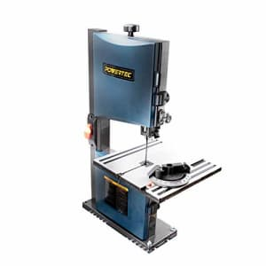 POWERTEC BS900 9 Inch Benchtop Bandsaw for $190