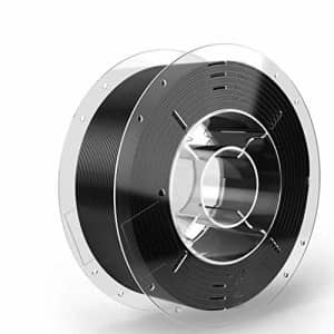 SainSmart PRO-3 Tangle-Free Premium 1.75mm PLA 3D Printer Filament for Ender-3, Black PLA, 2.2 LBS for $25
