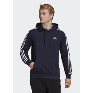 Adidas Men's Hoodies and Sweatshirts: from $21