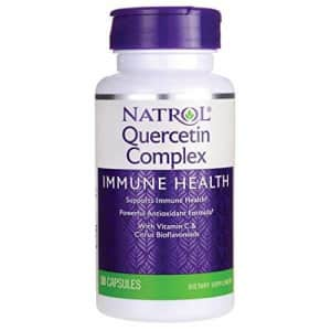 Natrol Quercitin Complex, 50 Capsules (2 Pack) for $12