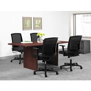HON Torch Mesh Task Chair - Mid-Back Office Chair, Black (HVL511) for $140