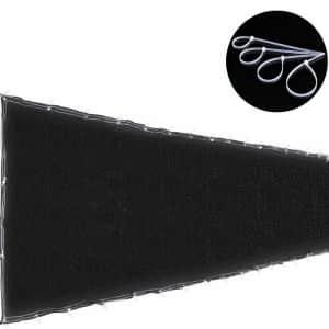 4x25-Foot Mesh Screen Privacy Tarp for $30
