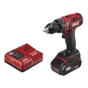 """Skil PWRCore 20 Brushless 20V 1/2"""" Drill Driver for $70"""
