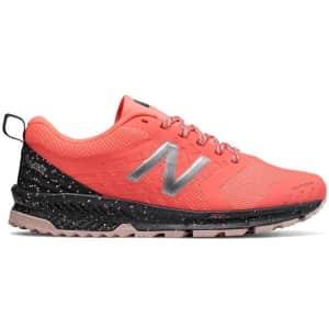 New Balance Women's Nitrel Trail v1 Shoes for $40