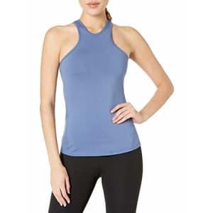 SHAPE activewear Women's Atlantis Bra Tank, BIJIOU Blue, S for $42