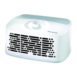 Honeywell HHT270W HEPAClean Tabletop Room Air Purifier, Small Room, White for $90