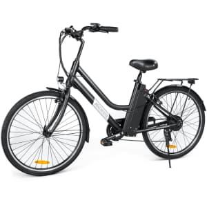 """Macwheel 26"""" City Electric Bike for $550"""