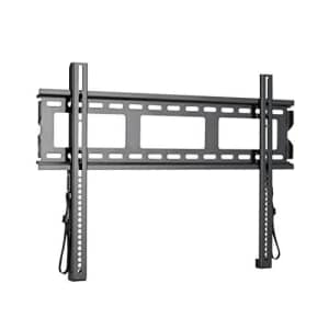"""Sanus Super Low Profile MLL11-B1 TV Wall Mount for 37""""-80"""" LED, LCD and Plasma Flat and Curved for $56"""