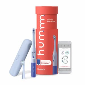 hum by Colgate Smart Battery Toothbrush Kit for $31