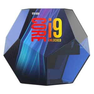 Intel Core i9-9900K 3.6GHz 8-Core CPU for $378