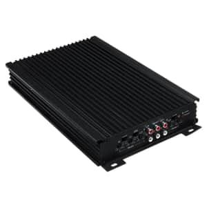 4-Channel 4,600W Car Amplifier for $40