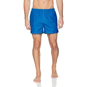 Kanu Surf Men's South Beach Quick Dry Volley Swim Trunks, Podium Royal, X-Large for $13